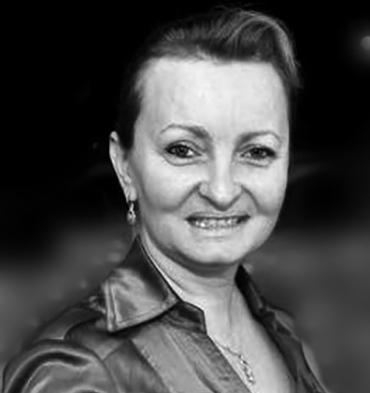 Nadya Kanevski. Photo